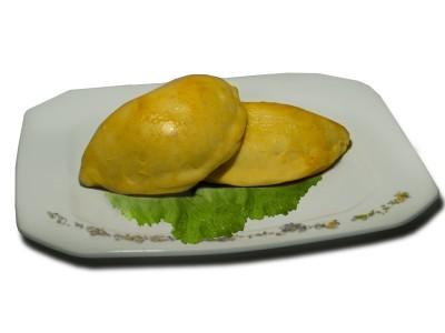 Pastel Assado de Frango com Requeijão